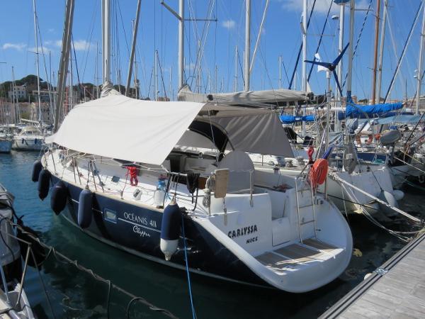 Beneteau Oceanis 411 IMG_0305