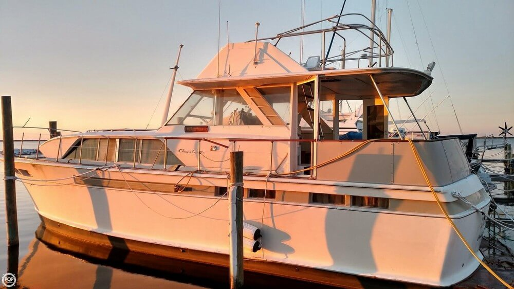 Chris-Craft 47 Commander 1970 Chris-Craft 47 Commander for sale in Pensacola, FL