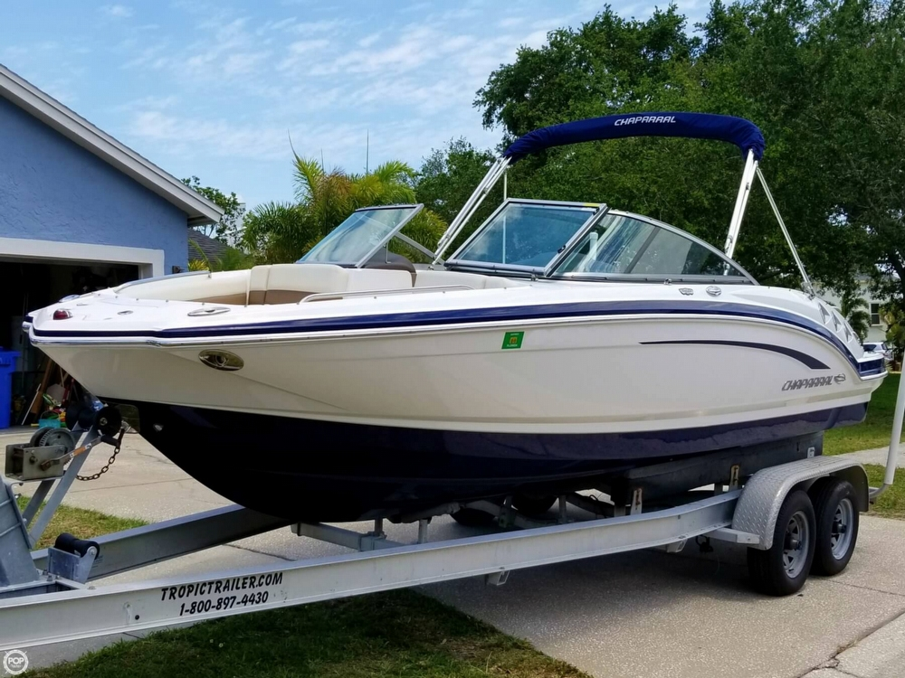 Chaparral 226 SSi 2015 Chaparral 226 SSI for sale in Apollo Beach, FL