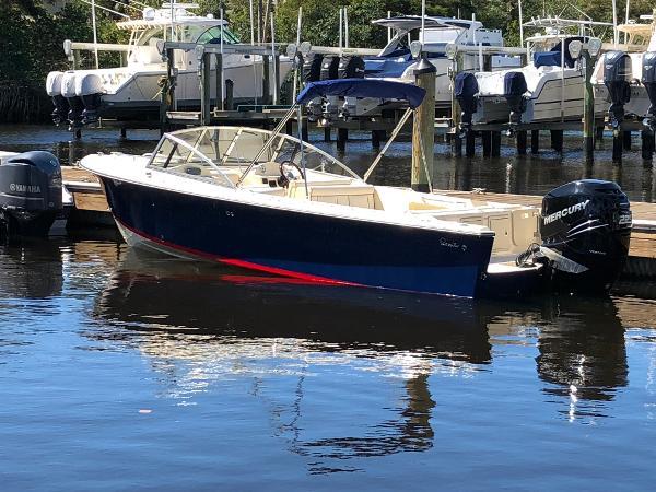 Rossiter Classic Day Boat