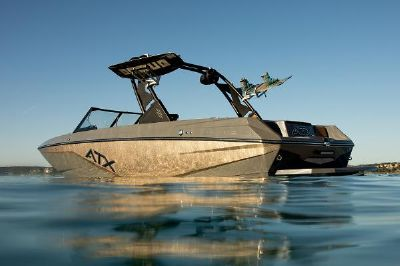 ATX Surf Boats 22 Type-S Manufacturer Provided Image: Manufacturer Provided Image