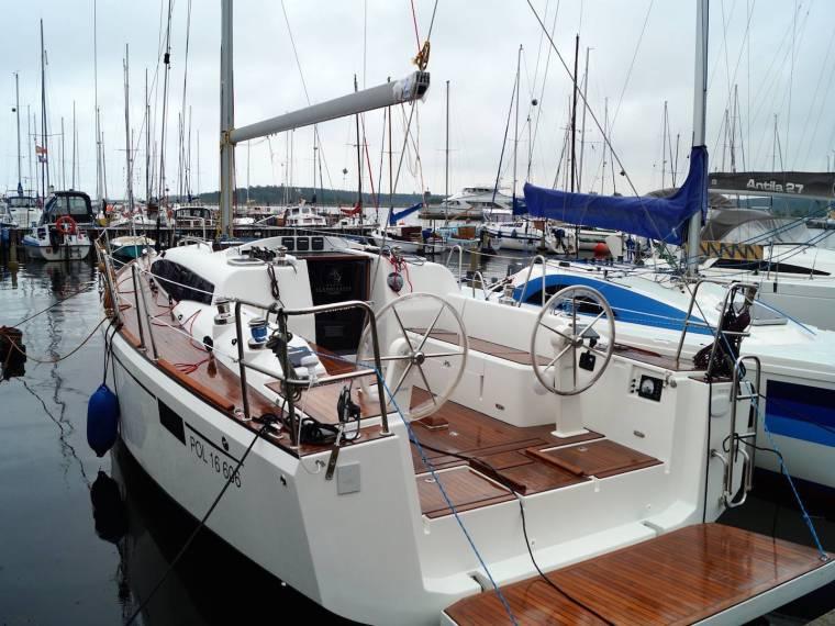 Scandinavia Yachts SCANDINAVIA 35 NUEVO