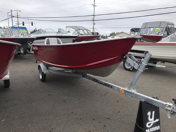 Smoker craft boats for sale in oregon for Smoker craft alaskan 15