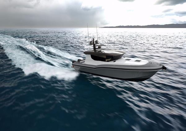 Tactical Custom Boats T40-EY Tactical One
