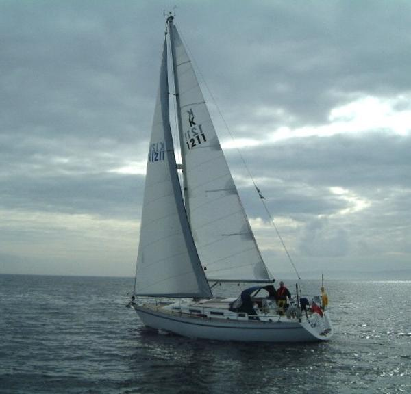 Gib'Sea 372 Sailing