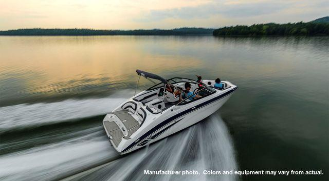 Yamaha Jet Boat 195SX
