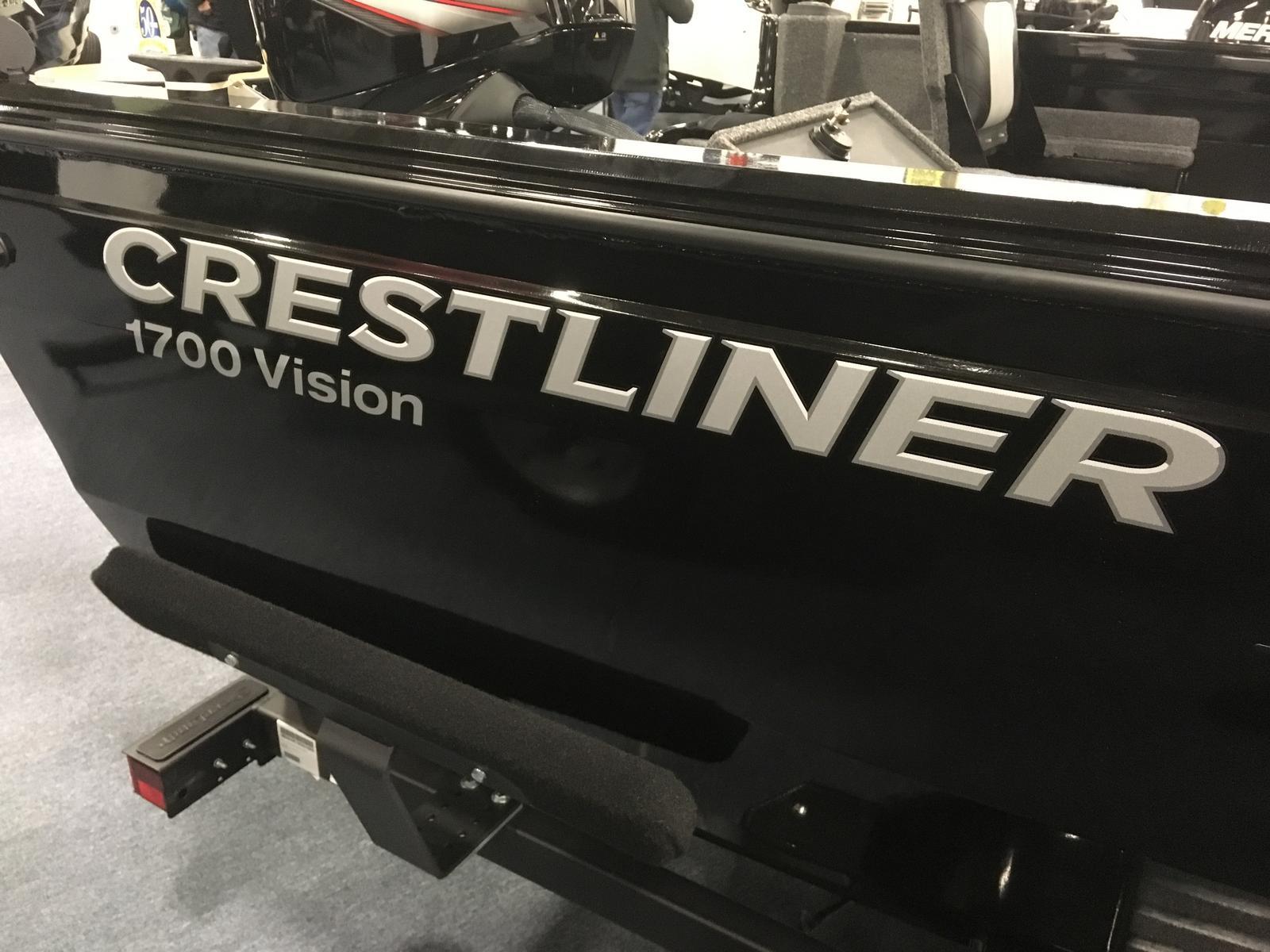 Crestliner 1700 Vision WT