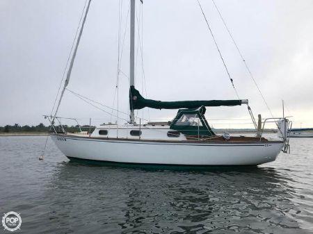 Ultimate Sailboats Antrim 27: Bob Perry Design Review - boats com