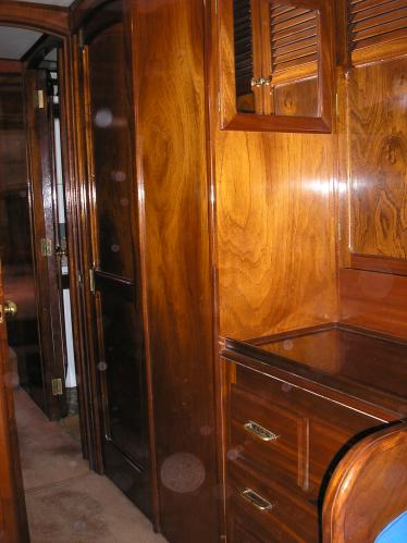 Fwd Guest stateroom
