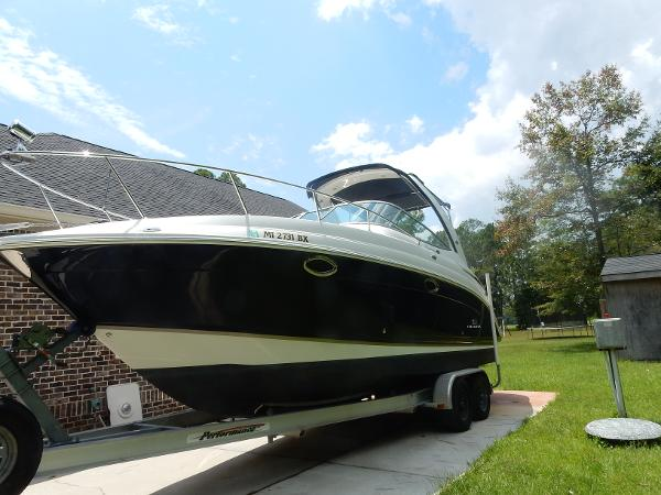 Chaparral Signature 276 Comes with Trailer!