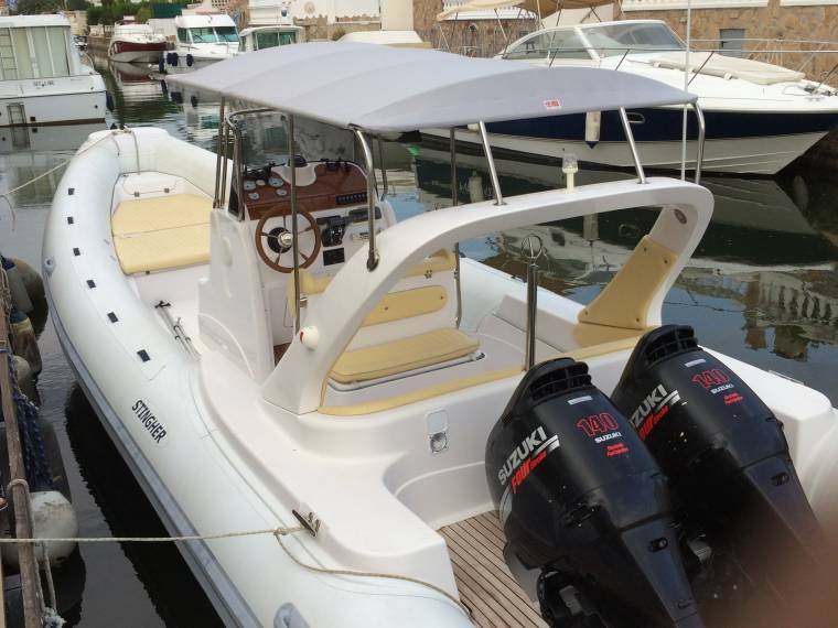 Italboats Italboats Stingher 800 Gt