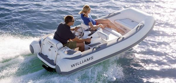 Williams Jet Tenders Turbojet 325 Manufacturer Provided Image: Williams Jet Tenders Turbojet 325