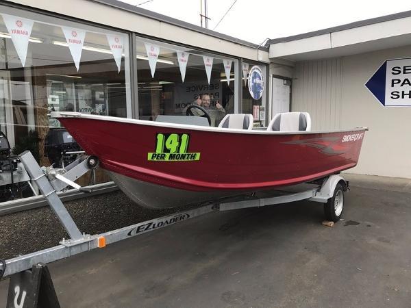 2018 smoker craft 15 alaskan s c coos bay oregon for Smoker craft alaskan 15