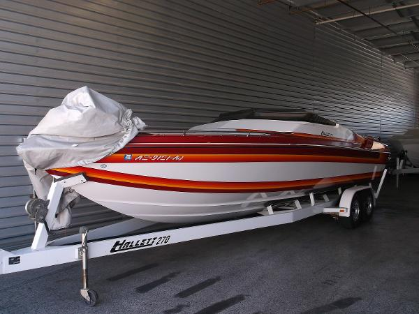 Hallett Boats 270 Open Bow