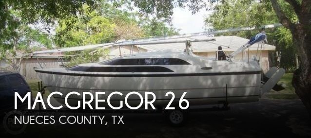 Macgregor 26 2006 MacGregor 26 for sale in Corpus Christi, TX
