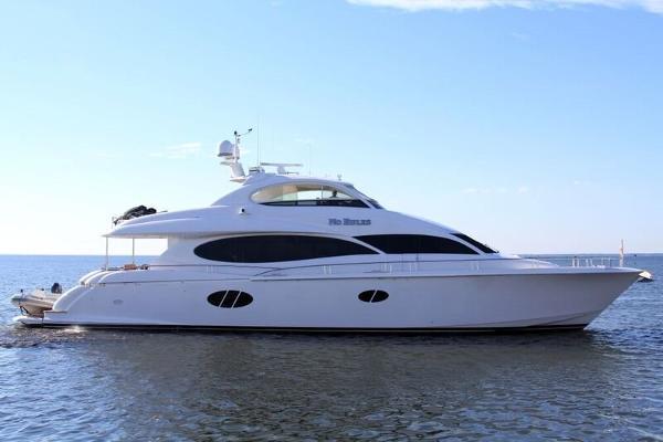 Lazzara Motor Yacht 84 No Rules 84 Lazzara Motor Yacht