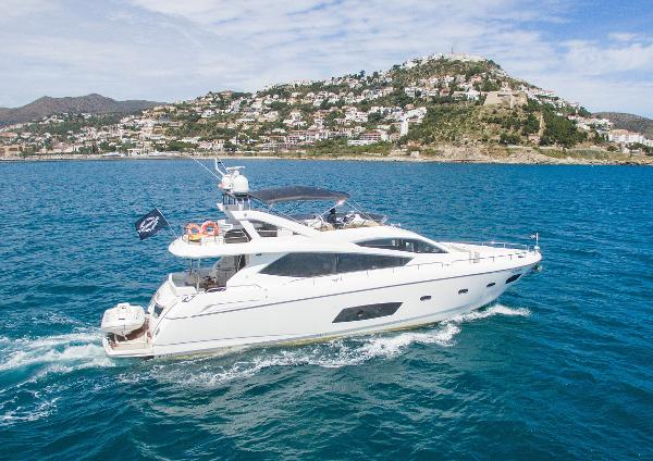 Sunseeker Manhattan 73 Sunseeker Manhattan 73