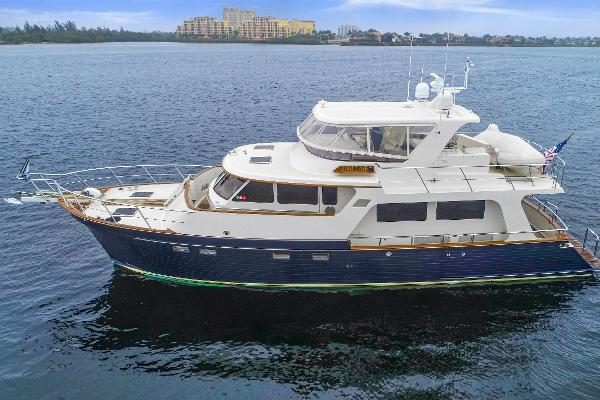 Marlow Explorer 57E Port Profile