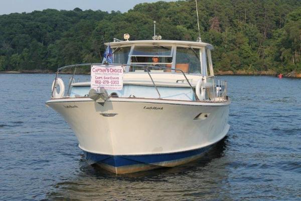 1969 Chris Craft 38 Commander Boats Com