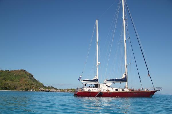 CUSTOM BUILT 32,4 m KETCH