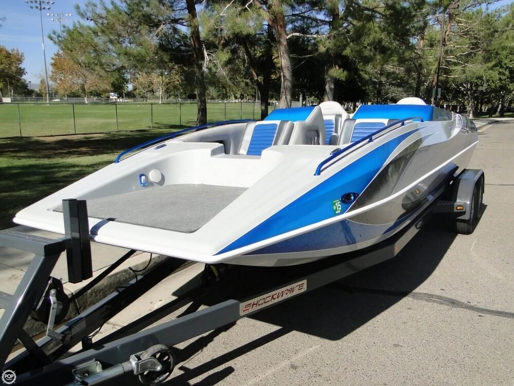 Shockwave 22 Deck Boat 2009 Shockwave 22 Deck Boat for sale in Lancaster, CA