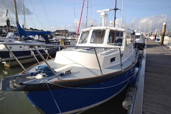 Channel Island 32