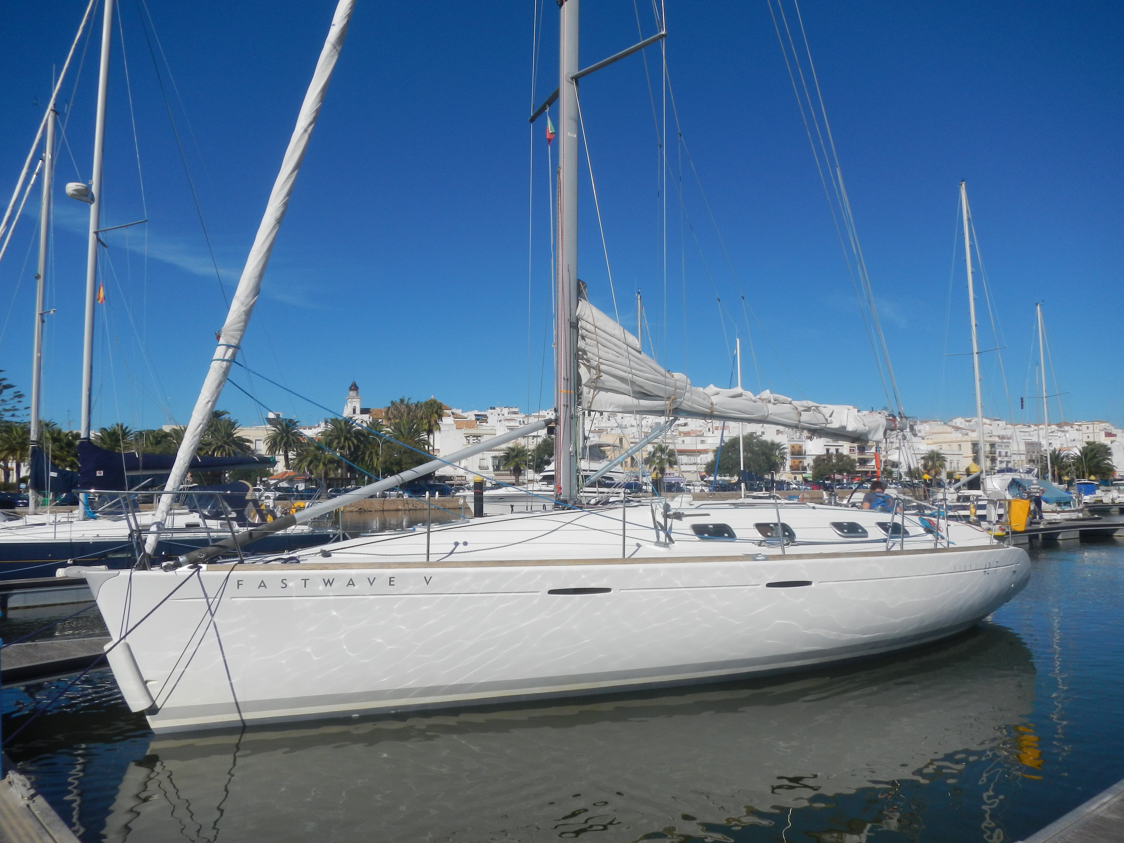 Beneteau First 42s7 Default
