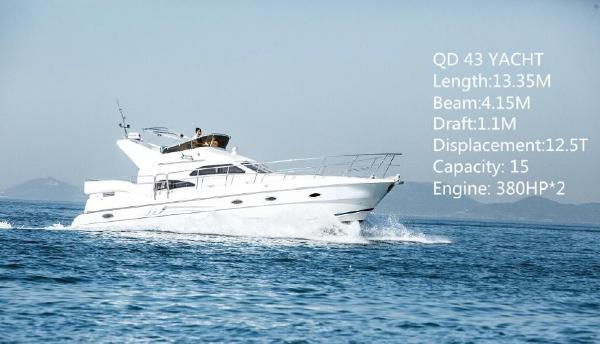 Allmand Yachts 43 Yacht