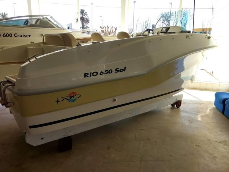 RIO IBERICA RIO 650 SOL