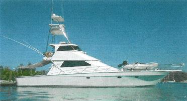 1997 Precisoin 70 Flybridge Motor Yacht