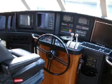 1997 Precision 70 Flybridge Motor Yacht
