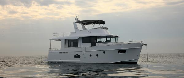 Beneteau Swift Trawler 50 Manufacturer Provided Image