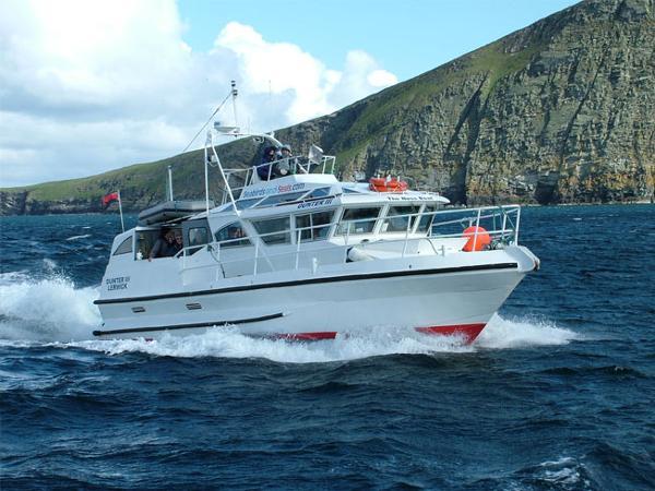 Alloy Passenger Boat 12m Main