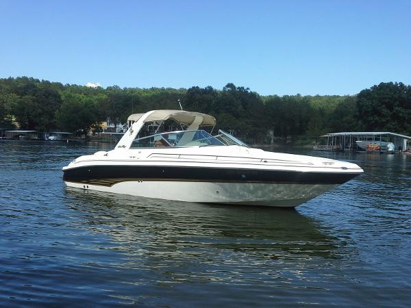 Sea Ray 280 BOW RIDER TWINS