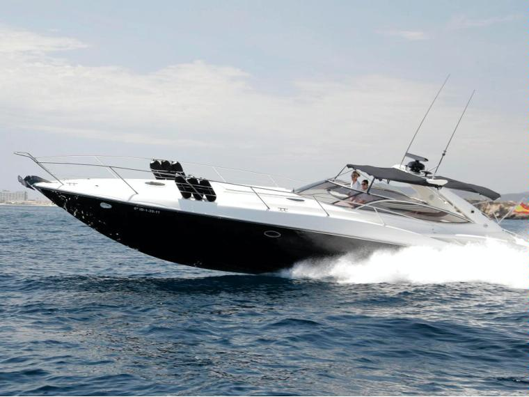 Sunseeker UK SUNSEEKER 50 SUPERHAWK