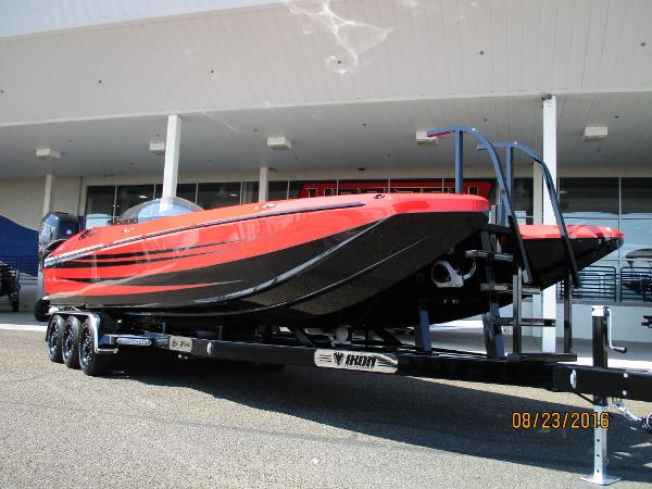 Daves Custom Boats F 26 O/B