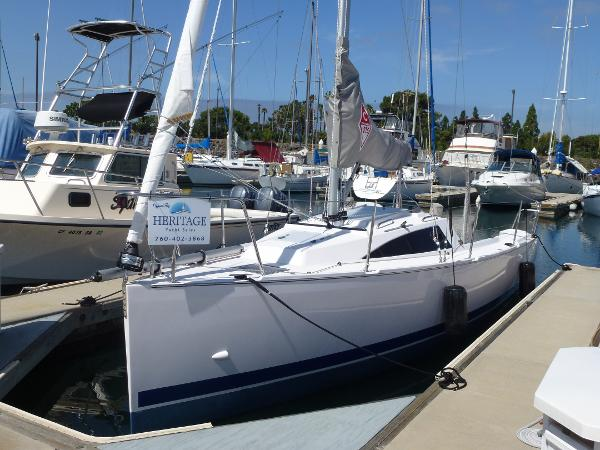 Catalina 275 Sport AT Oour Dock-San Diego