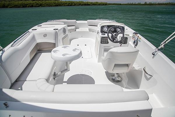 Hurricane SunDeck Sport 188 IO Manufacturer Provided Image