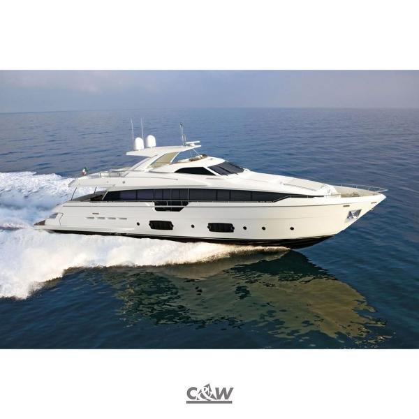 Ferretti Yachts 960 1