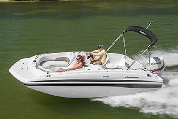 Hurricane SunDeck Sport 188 OB Manufacturer Provided Image