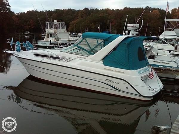 Chaparral 290 Signature 1996 Chaparral 29 Signature for sale in Lusby, MD