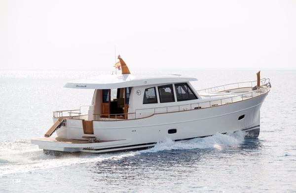 Sasga Yachts Menorquin 54 Hardtop Sasga Minorchino 54 Hardtop