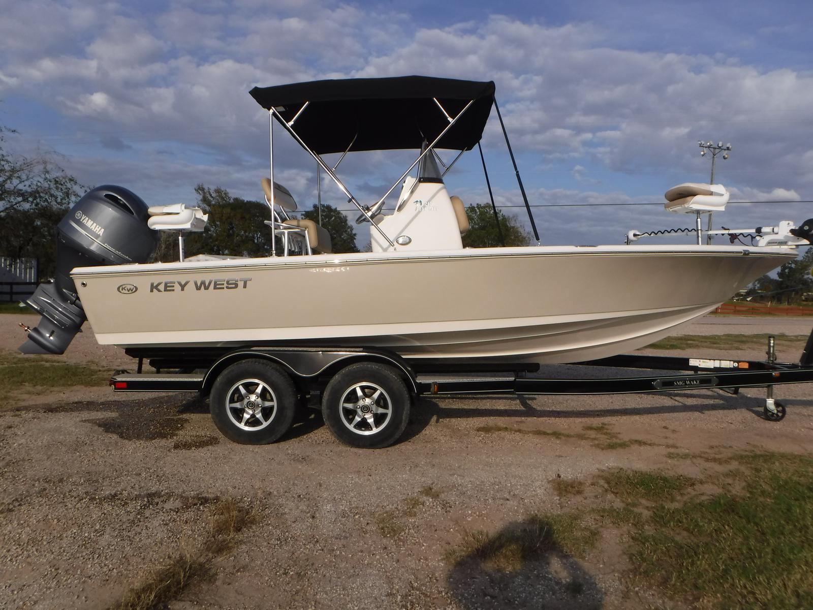 Key West Boats, Inc. 210BR