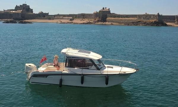 Ocqueteau Timonier 725 Outboard Ocqueteau Timonier 725