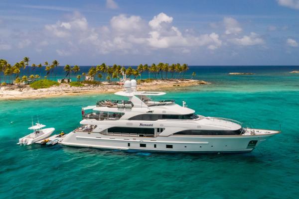 """Benetti 121 Motor Yacht 121 Benetti Motor Yacht """"Namaste"""""""