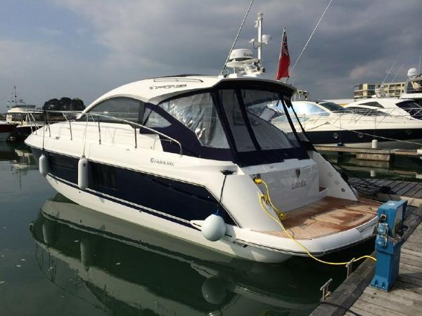 Fairline Targa 38 Gran Turismo 2014 Fairline Targa 38 Open