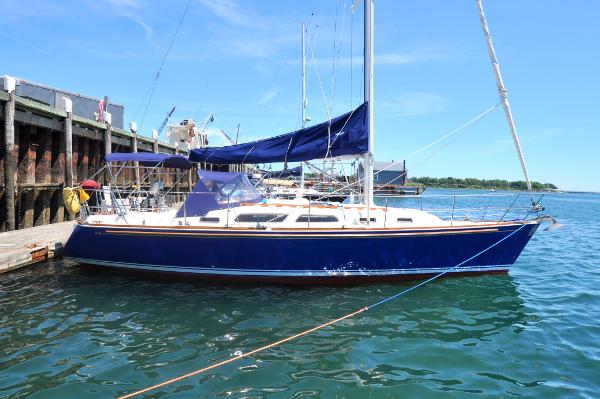 Sabre 362 Sabre 362 - Caprice - On Dock