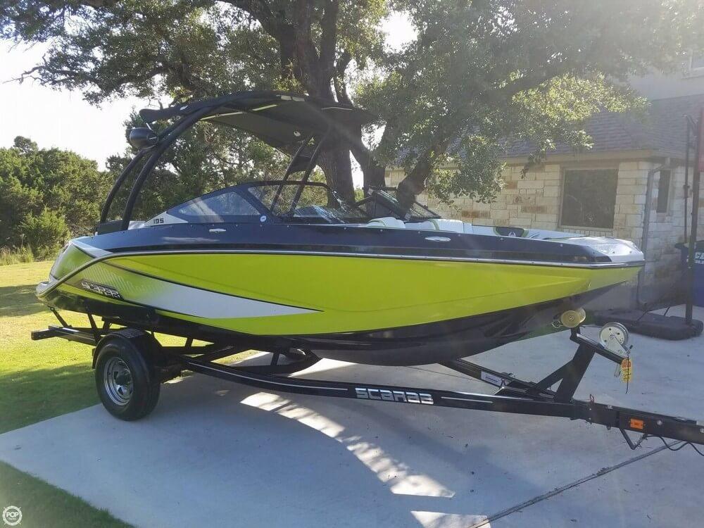 Scarab 195 HO 2015 Scarab 19 for sale in Leander, TX