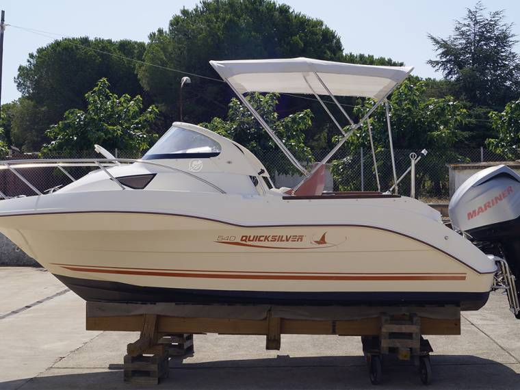 Quicksilver Quicksilver Cruiser 540