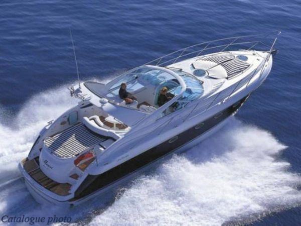 Fairline Targa 43 motor boat Fairline Targa 43 for sale